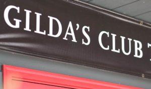 The Entrance at Gilda's Club
