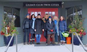 CGC's Winter Volunteer Group